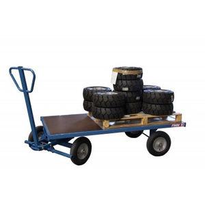 Manufor services chariots et transpalettes - Roue caoutchouc chariot ...